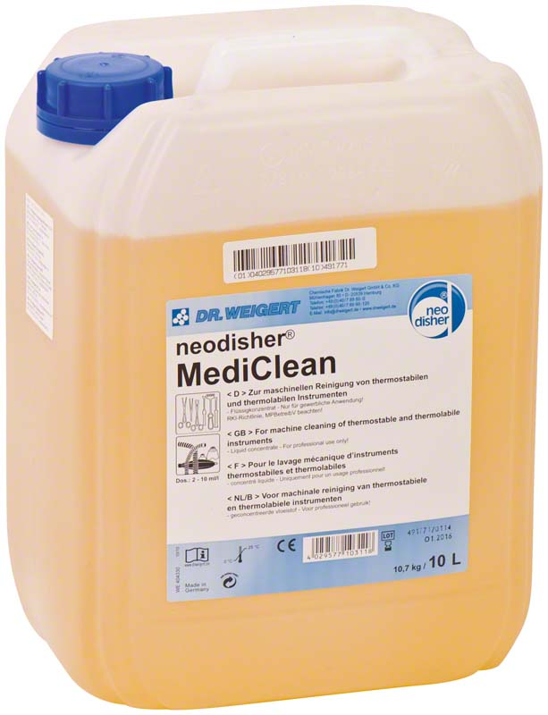 neodisher® MediClean