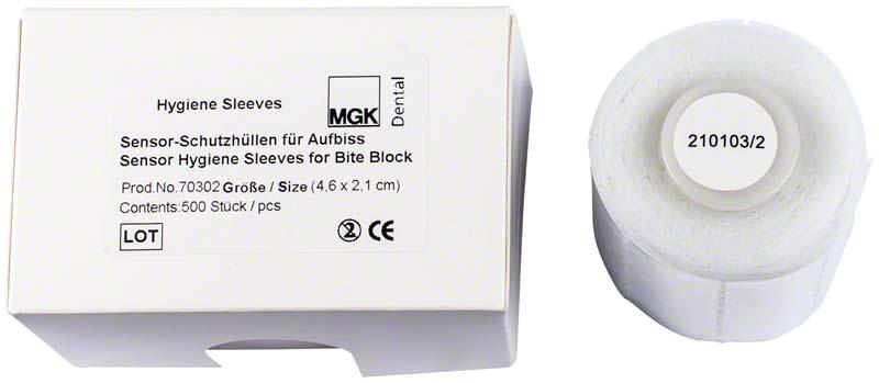 Sensor-Schutzhüllen für Aufbiss