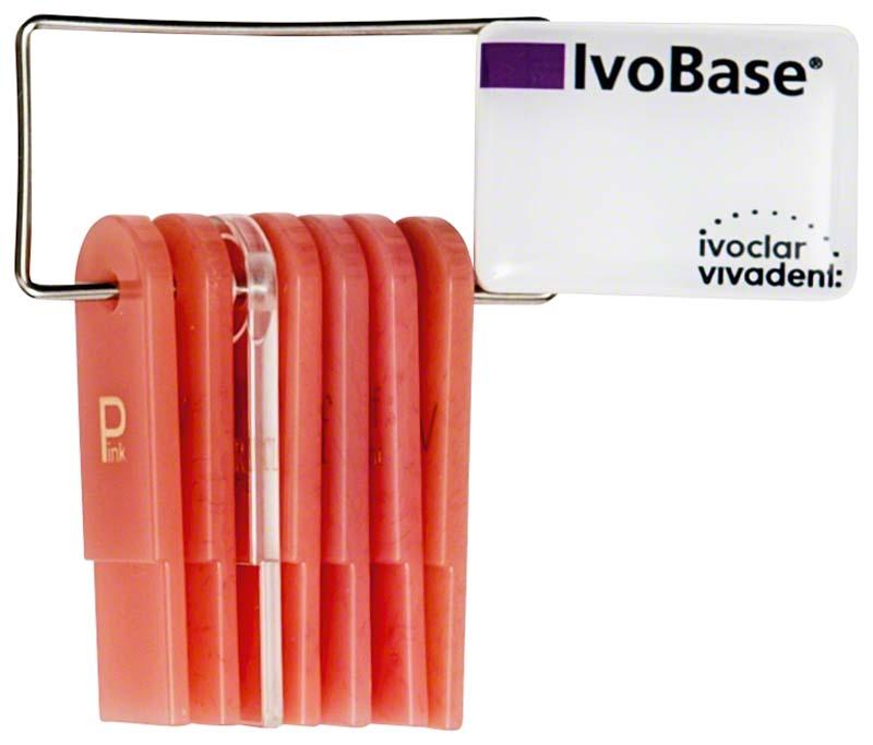 IvoBase®  Farbschlüssel