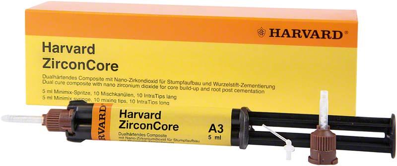 Harvard ZirconCore