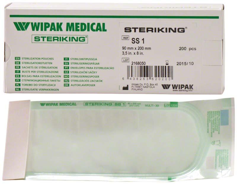 Sterilisations-Selbstklebetüten