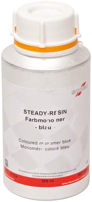 STEADY-RESIN Farbmonomere