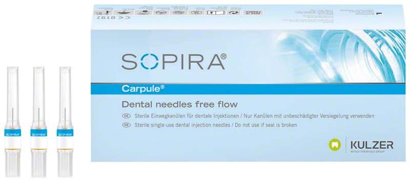 SOPIRA® Carpule® Free Flow Kanülen