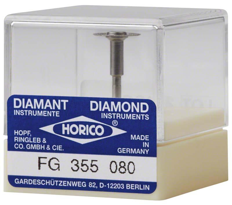 Zirkon-Diamantscheibe 355