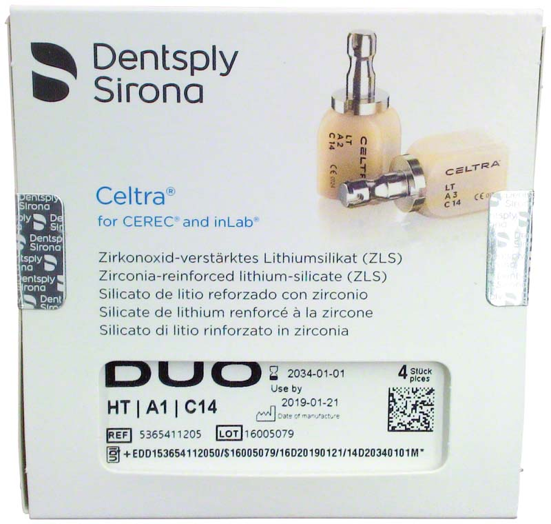 Celtra® Duo