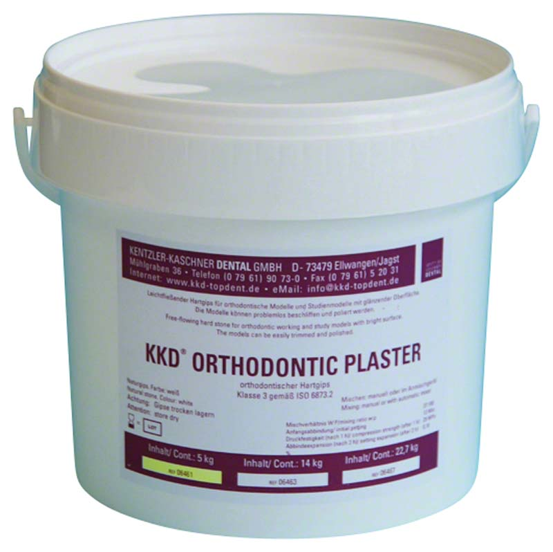 KKD® Orthodontic Plaster