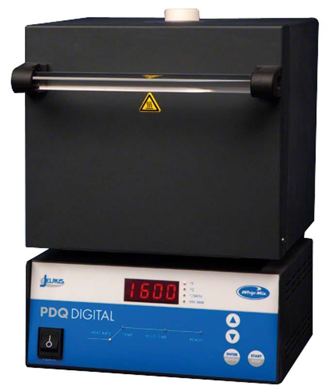 P.D.Q. Digital Burnout Oven