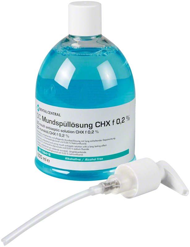 DC Mundspüllösung CHX f 0,2 %