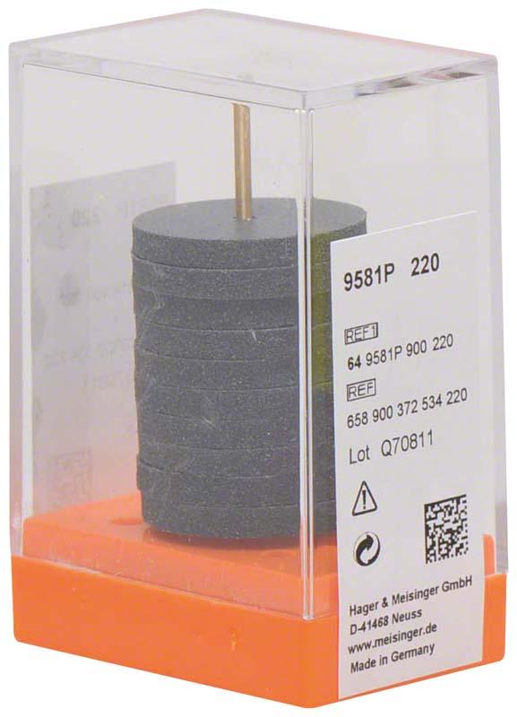 Kunststoffpolierer 9581