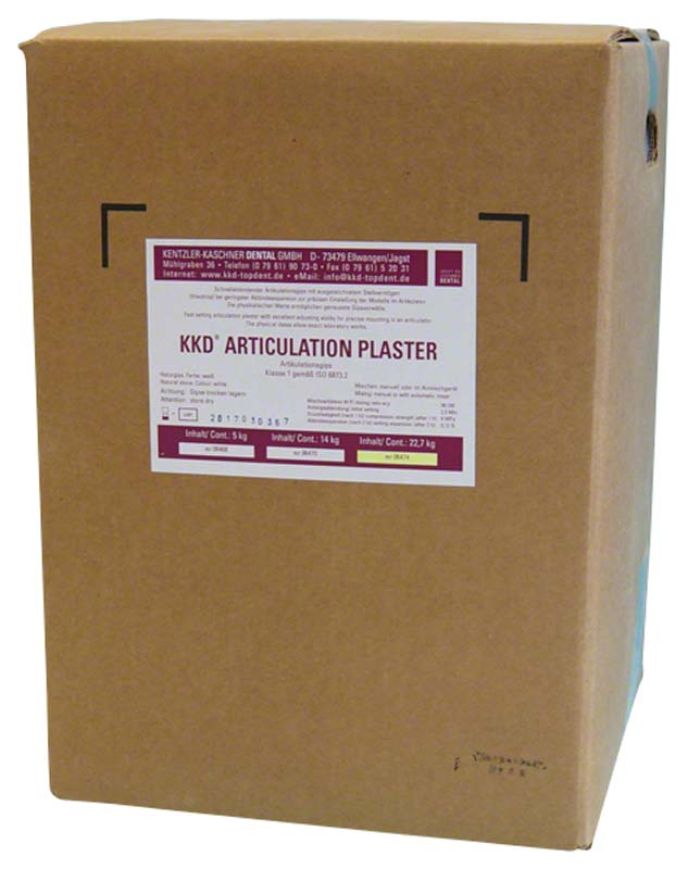 KKD® Articulation Plaster