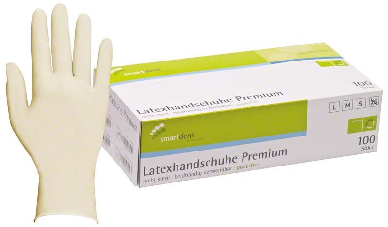 smart Latexhandschuhe Premium PF