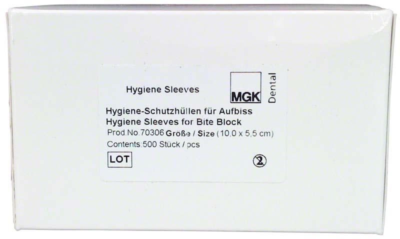 Hygiene-Schutzhüllen für Aufbiss
