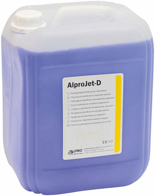 Niederlande AlproJet-D