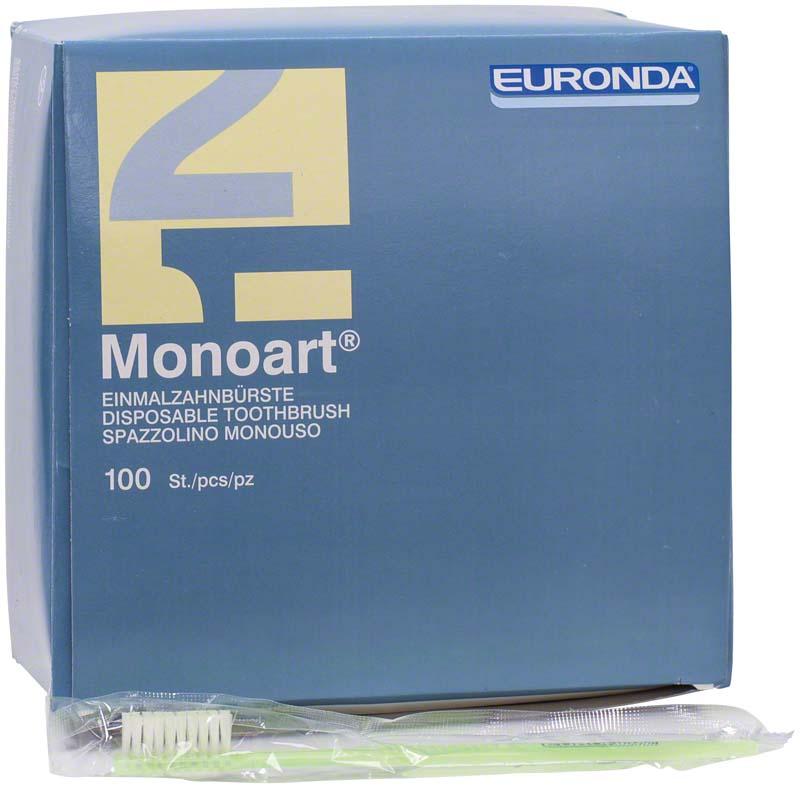 Monoart® Einmalzahnbürsten