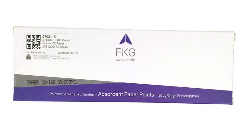 FKG Paper Points
