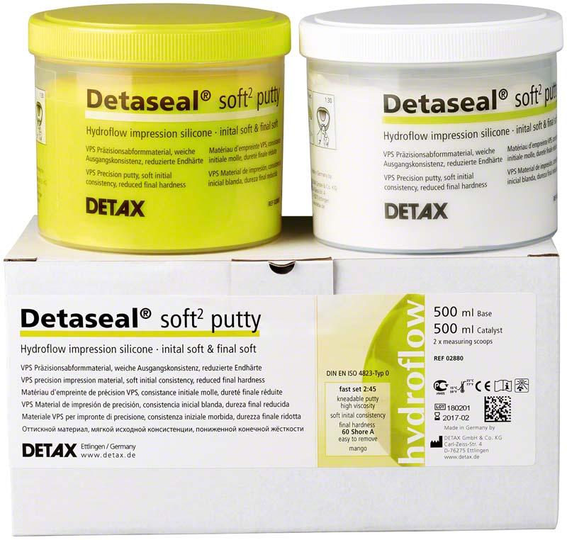 Detaseal® hydroflow soft<sup>2</sup> putty