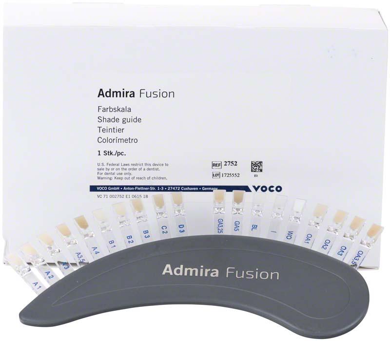 Admira® Fusion Farbskala