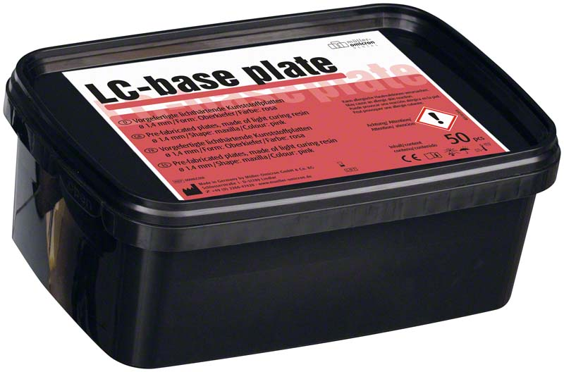 LC-base plate