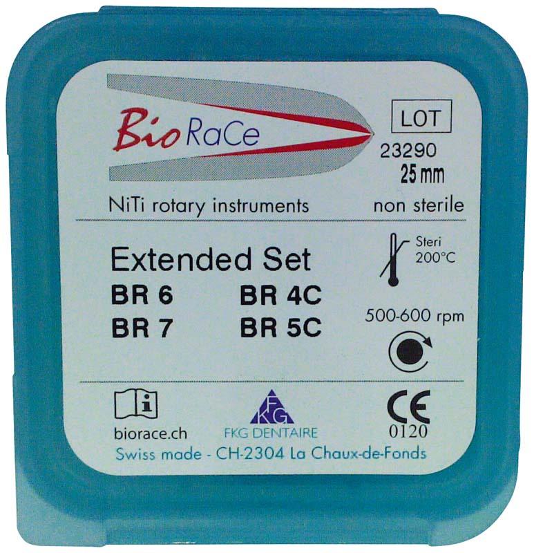 FKG BioRaCe Extended