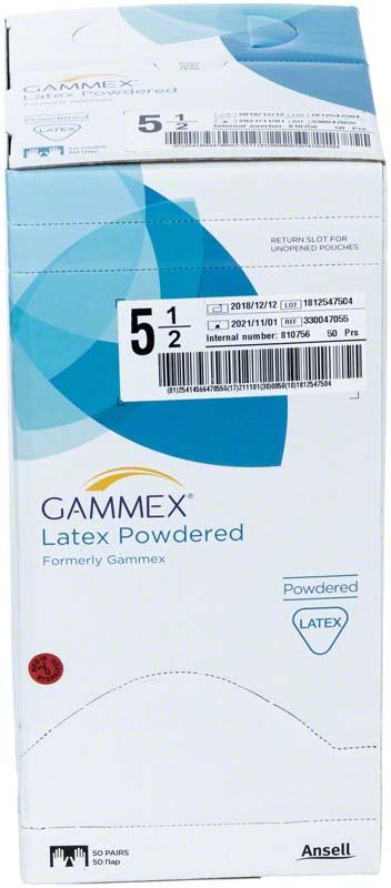 Gammex® Latex Powdered