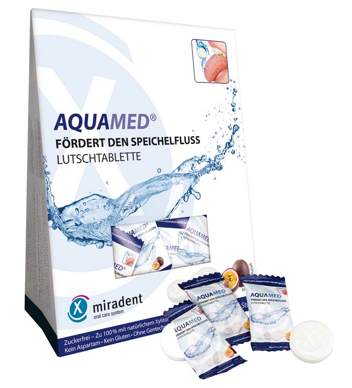 miradent Aquamed® Lutschtabletten