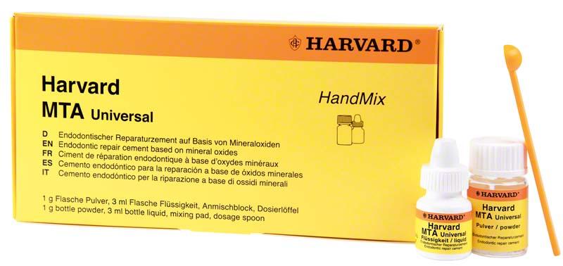 Harvard MTA Universal HandMix
