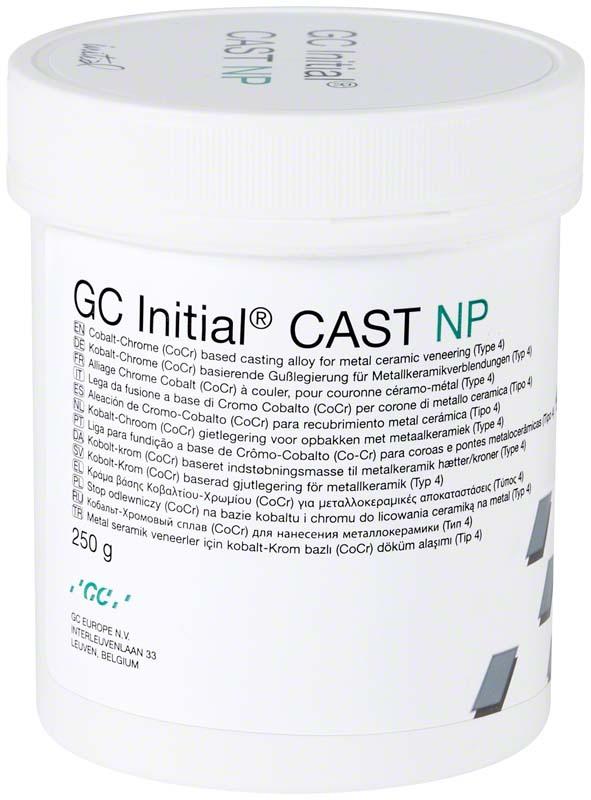 GC Initial™ CAST NP