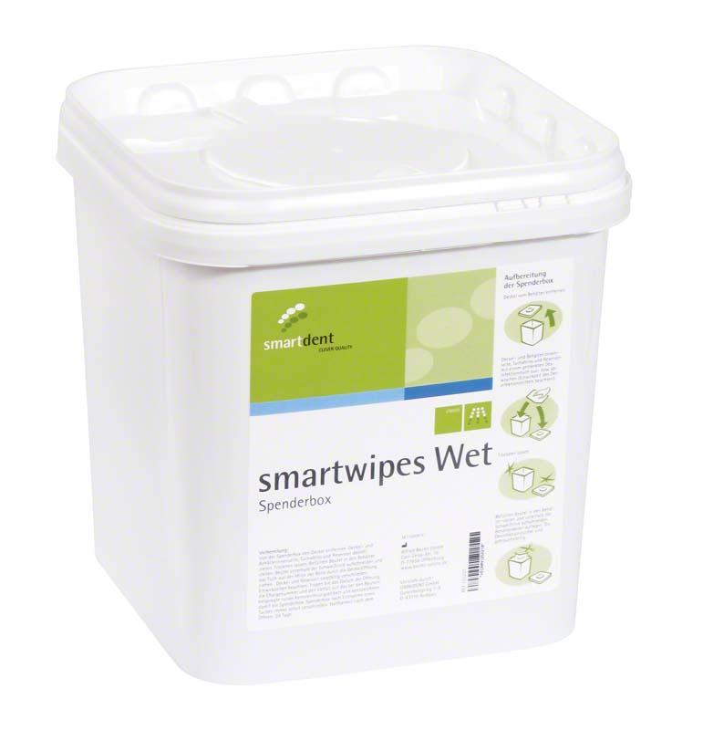 smartwipes Wet Leereimer
