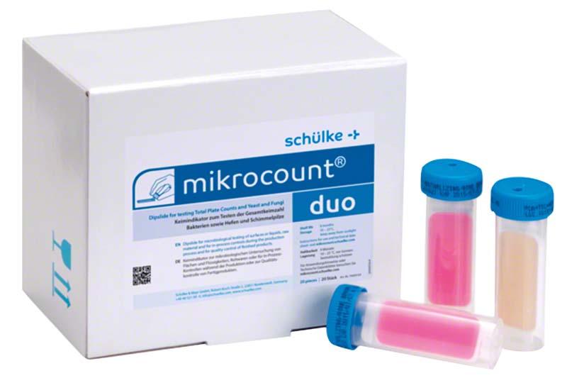mikrocount® duo