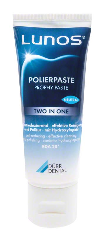 LUNOS® POLIERPASTE TWO IN ONE
