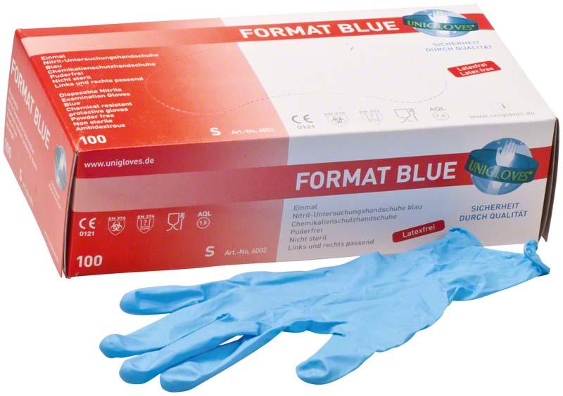FORMAT BLUE