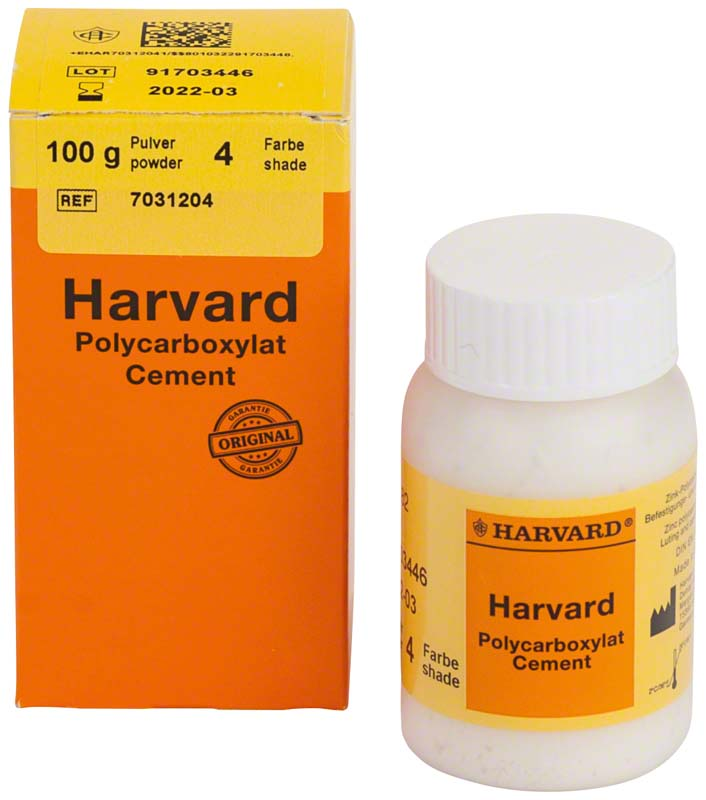 Harvard Polycarboxylat Cement