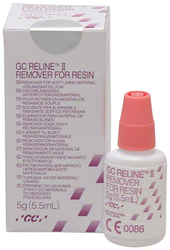 GC RELINE™ II Resin Remover