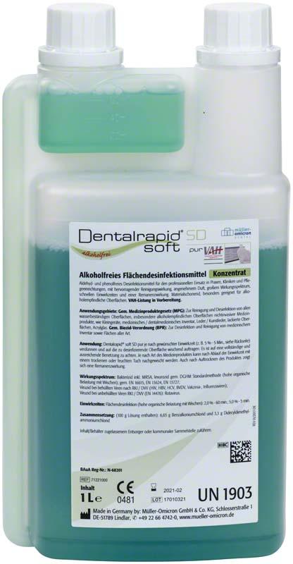 Dentalrapid® soft SD pur