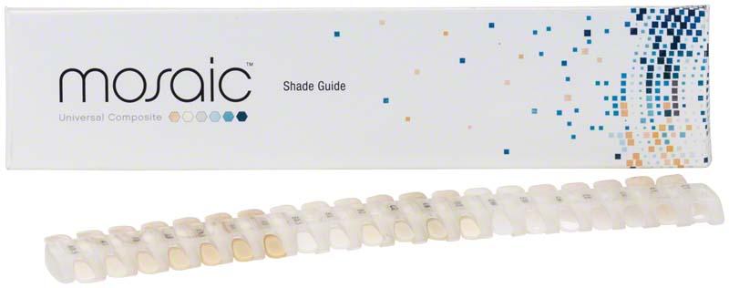 mosaic™ Shade Guide