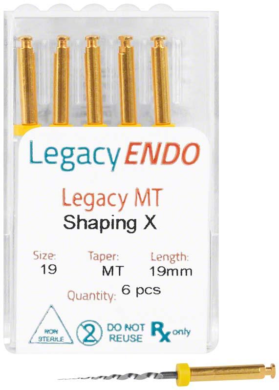 LegacyENDO Multi Taper Controlled Memory