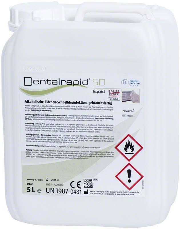 Dentalrapid® SD liquid