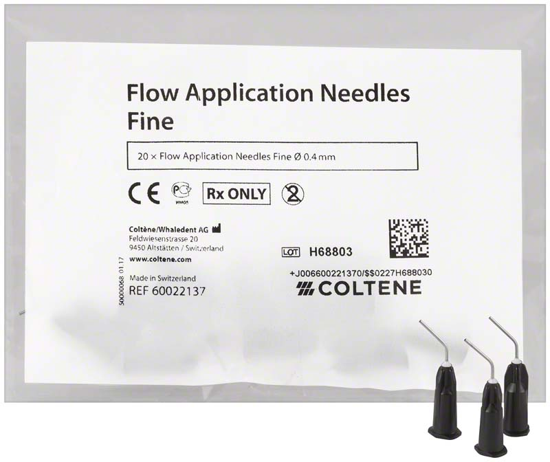BRILLIANT EverGlow™ Flow Applikationsnadeln