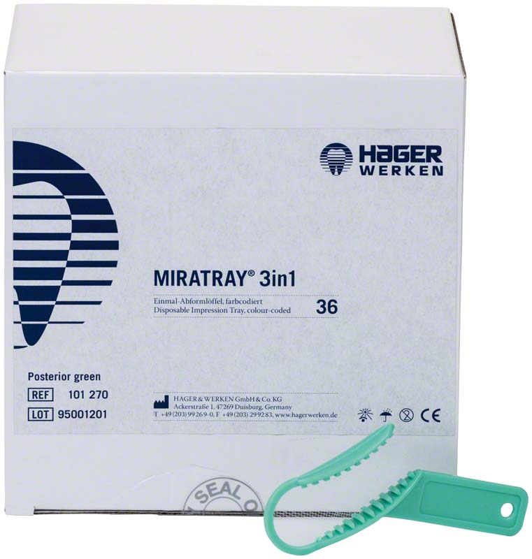 Miratray® 3in1