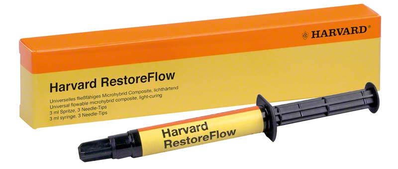 Harvard RestoreFlow