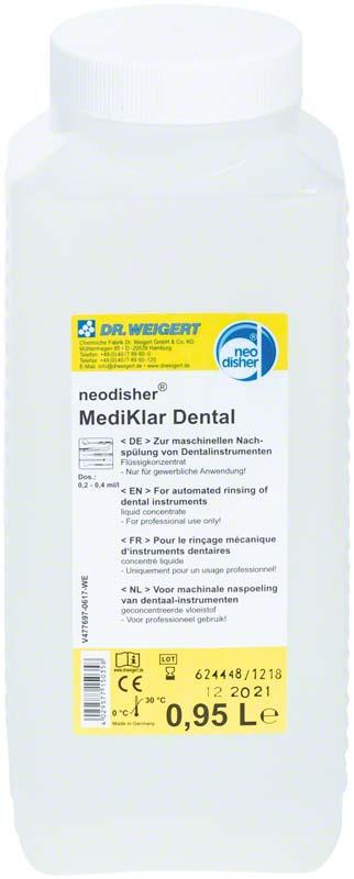 neodisher® MediKlar Dental
