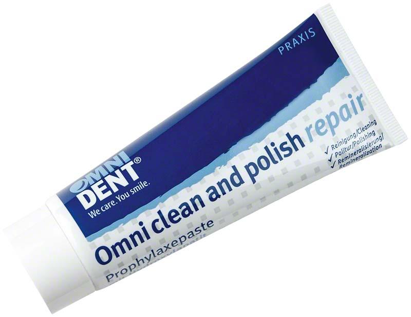 Omni clean and polish repair