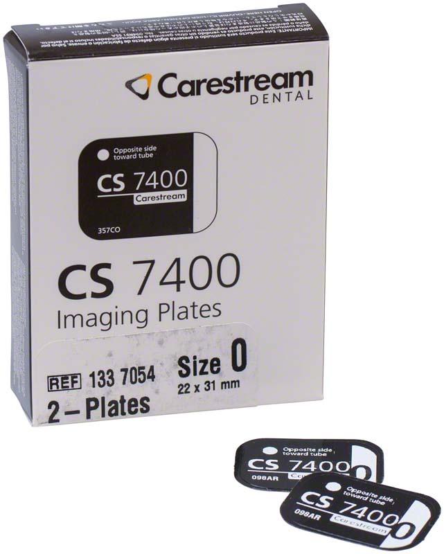 Speicherfolien für CS 7400