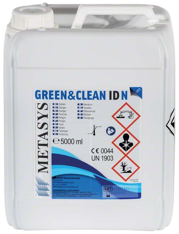 Green&Clean ID N