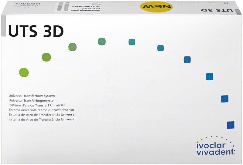 UTS 3D - Universal Transferbogen System