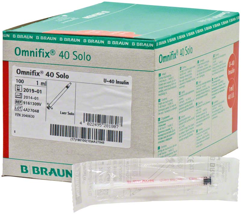 Omnifix® 40 Solo