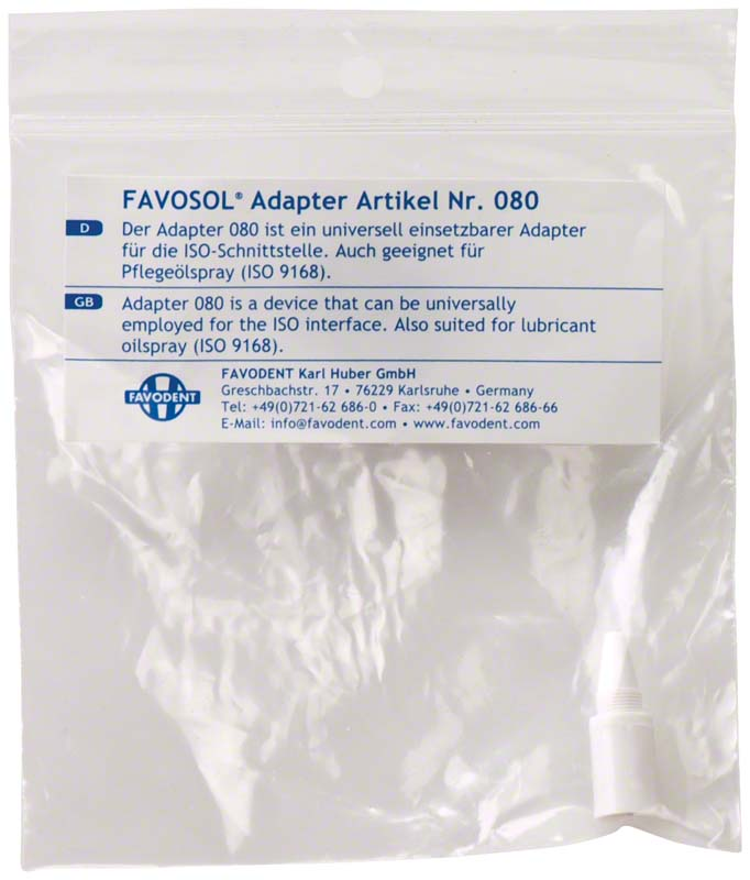 FAVOSOL® Adapter