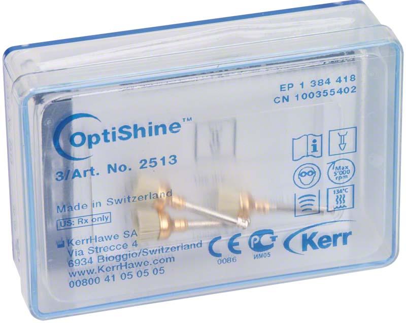 OptiShine™ Polierbürsten
