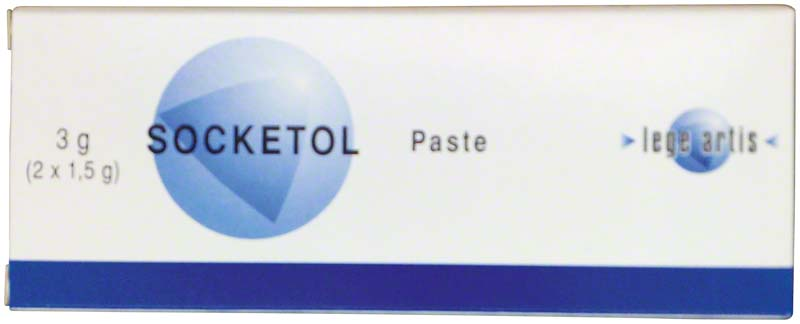SOCKETOL Paste