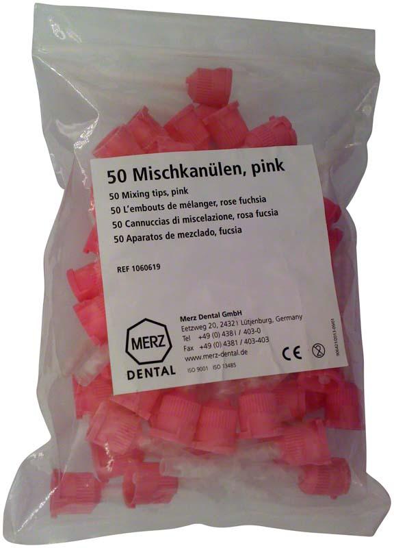 Mischkanülen pink